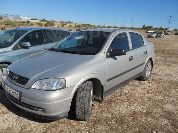 Opel Astra, 2008 год, 451 944 руб.