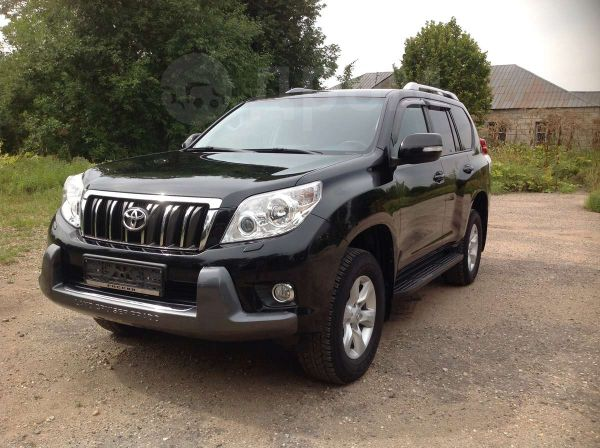 Toyota Land Cruiser Prado, 2011 год, 1 650 000 руб.