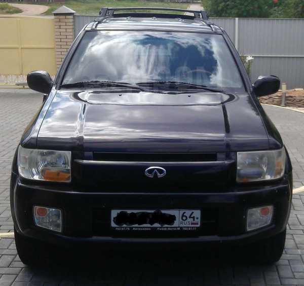 Infiniti QX4, 2001 год, 350 000 руб.