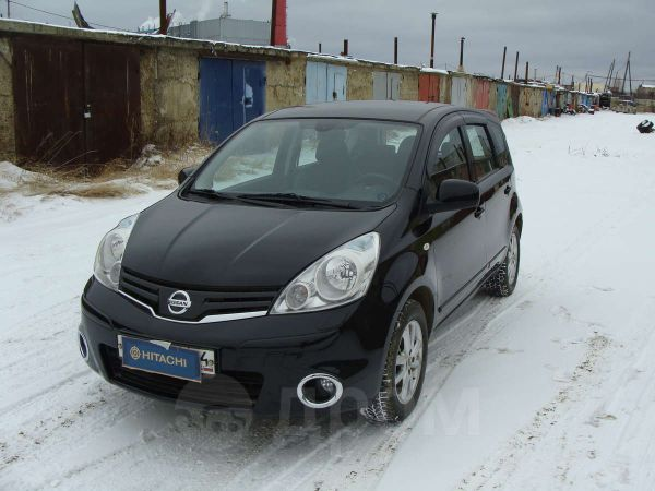 Nissan Note, 2012 год, 530 000 руб.