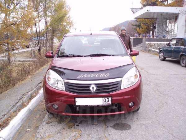 Renault Sandero, 2010 год, 380 000 руб.