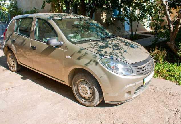 Renault Sandero, 2009 год, 250 000 руб.