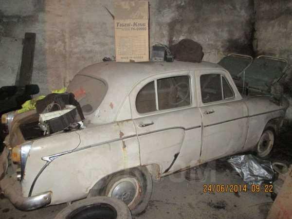 Москвич Москвич, 1958 год, 25 000 руб.