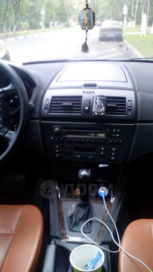 BMW X3, 2005 год, 490 000 руб.