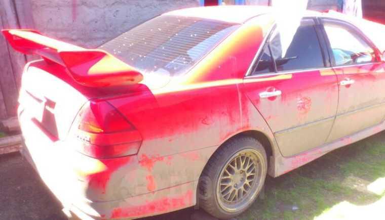Toyota Mark II, 2000 год, 230 000 руб.