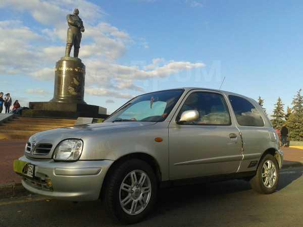 Nissan Micra, 2002 год, 170 000 руб.