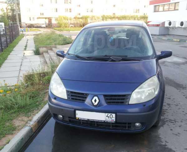Renault Scenic, 2004 год, 255 000 руб.