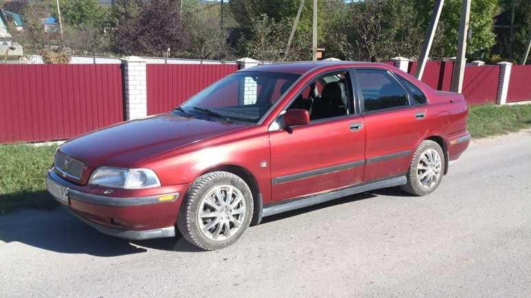 Volvo S40, 1999 год, 120 000 руб.