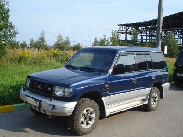 Mitsubishi Pajero, 1998 год, 350 000 руб.