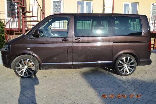 Volkswagen Multivan, 2010 год, 3 228 170 руб.