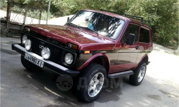 Лада 4x4 2121 Нива, 1994 год, 170 000 руб.