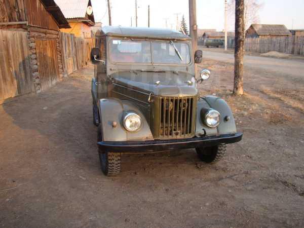 ГАЗ 69, 1963 год, 50 000 руб.