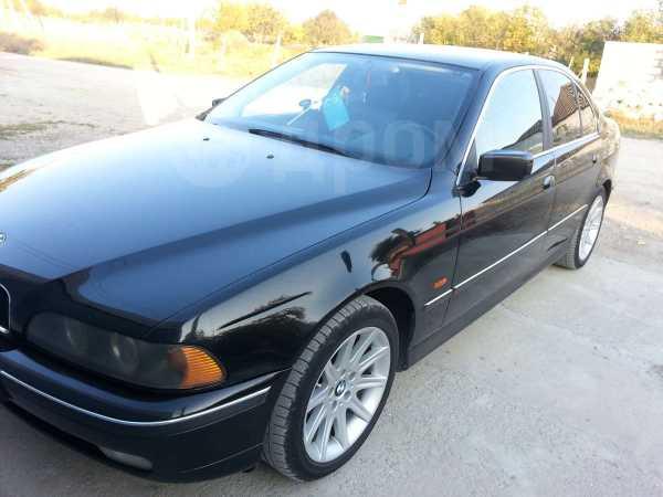 BMW 5-Series, 2000 год, 633 895 руб.