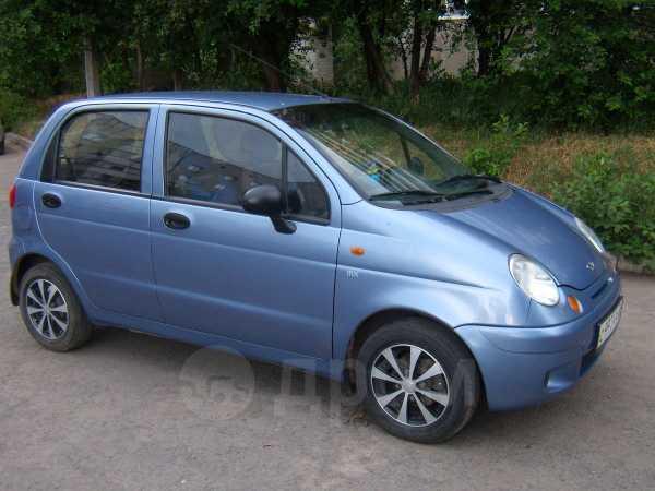 Daewoo Matiz, 2008 год, 197 000 руб.