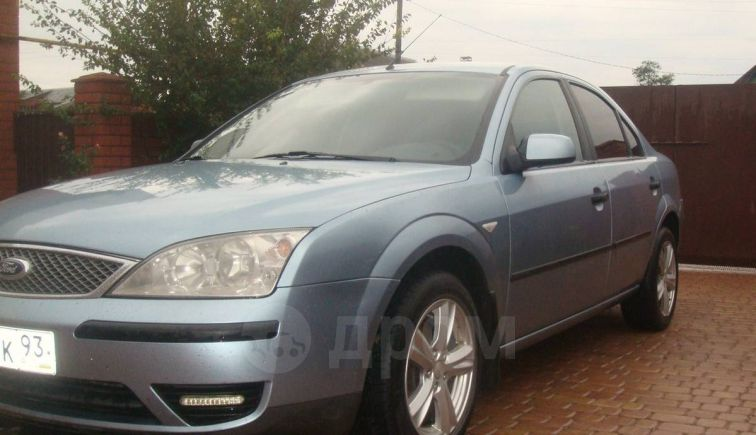 Ford Mondeo, 2003 год, 285 000 руб.