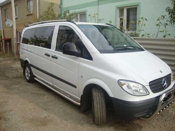 Mercedes-Benz Vito, 2007 год, 850 000 руб.