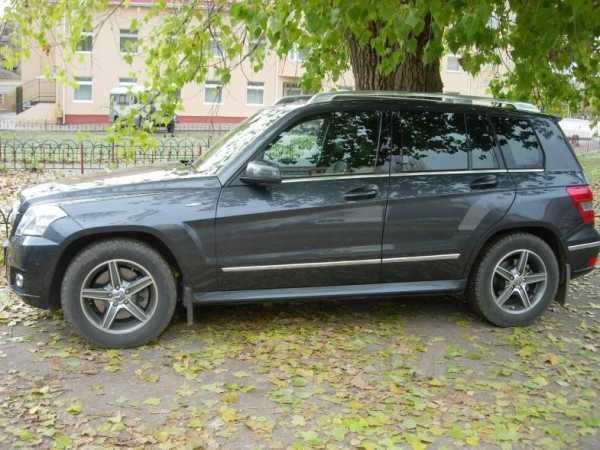 Mercedes-Benz GLK-Class, 2011 год, 1 250 000 руб.