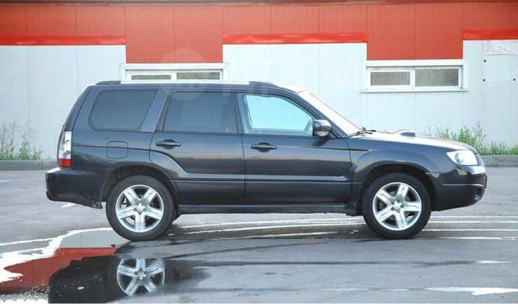 Subaru Forester, 2007 год, 495 000 руб.