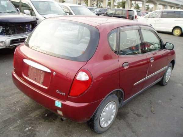 Toyota Duet, 1998 год, 120 000 руб.