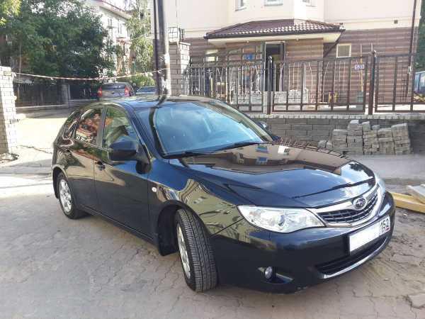 Subaru Impreza, 2008 год, 435 000 руб.