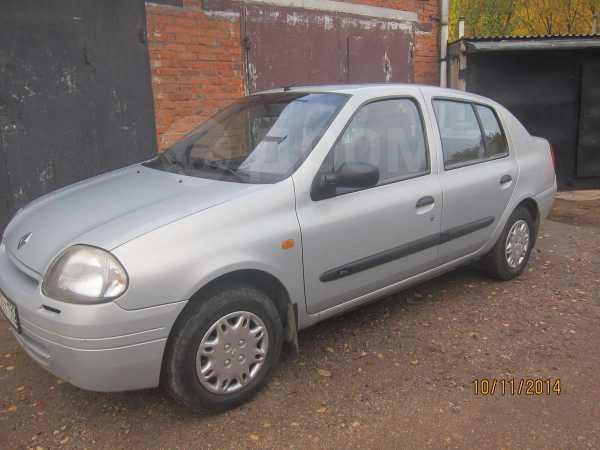 Renault Symbol, 2001 год, 110 000 руб.