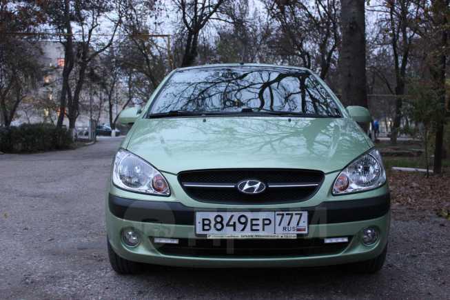 Hyundai Getz, 2008 год, $8700