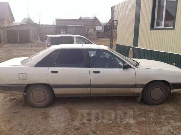 Audi 100, 1988 год, 99 000 руб.