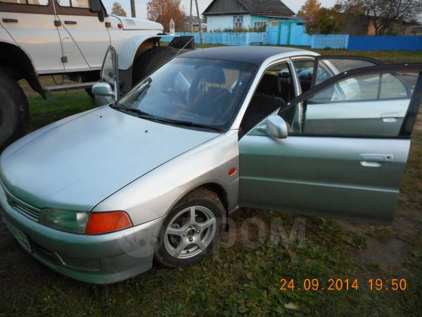 Mitsubishi Lancer, 1999 год, 125 000 руб.
