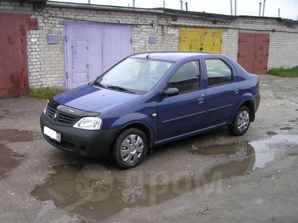 Renault Logan, 2006 год, 184 000 руб.