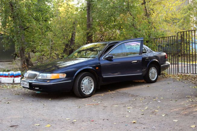Lincoln Continental, 1997 год, 550 000 руб.