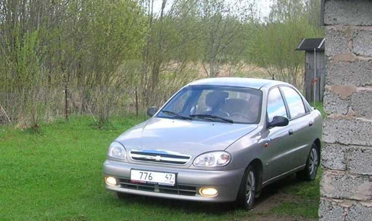 Chevrolet Lanos, 2007 год, 207 000 руб.