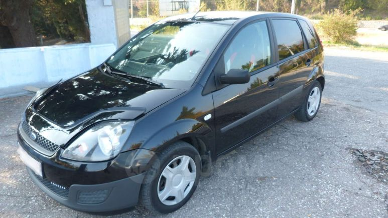 Ford Fiesta, 2008 год, 345 000 руб.