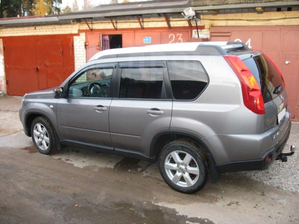 Nissan X-Trail, 2010 год, 850 000 руб.