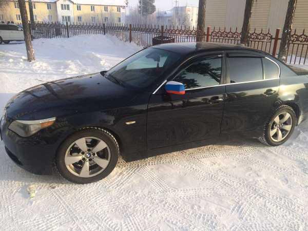 BMW 5-Series, 2004 год, 675 000 руб.