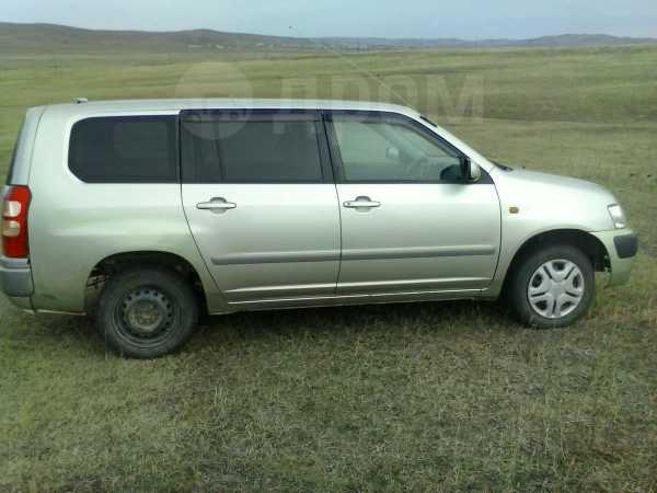 Toyota Succeed, 2002 год, 200 000 руб.