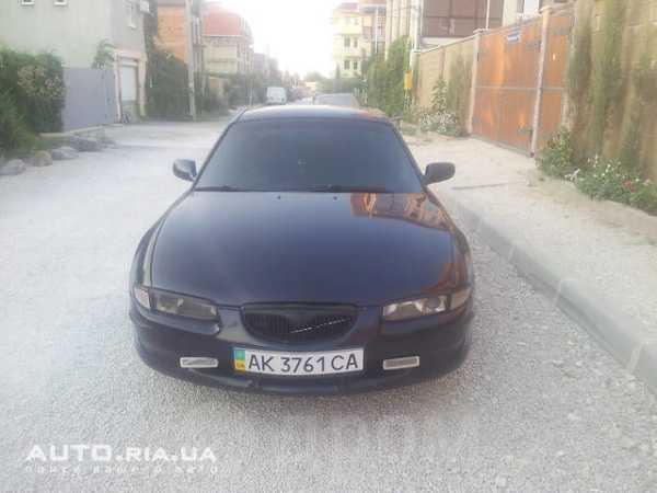 Mazda Xedos 6, 1992 год, 252 384 руб.