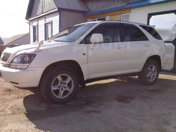 Toyota Harrier, 1999 год, 450 000 руб.