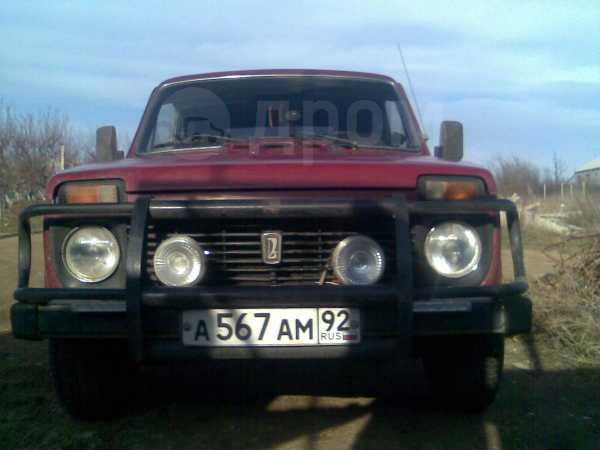 Лада 4x4 2121 Нива, 1983 год, 125 000 руб.