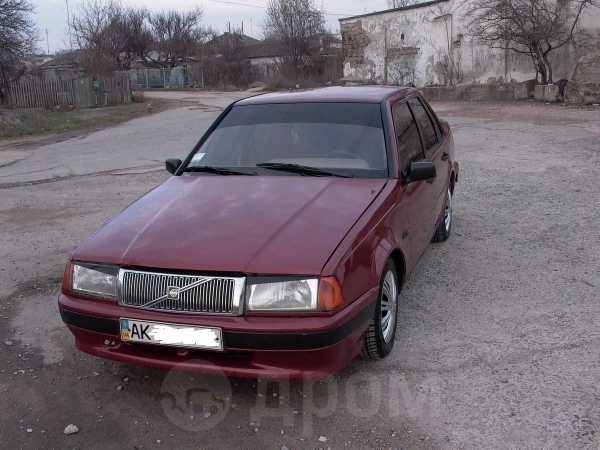 Volvo 460, 1993 год, 102 000 руб.