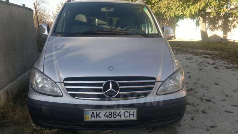 Mercedes-Benz Vito, 2008 год, 1 320 615 руб.