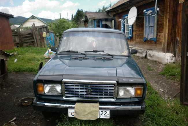 Лада 2107, 1994 год, 60 000 руб.