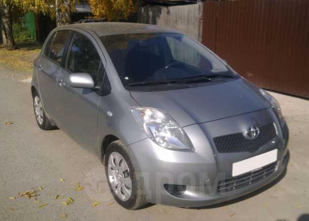Toyota Yaris, 2006 год, 249 000 руб.