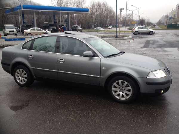 Volkswagen Passat, 2002 год, 229 000 руб.