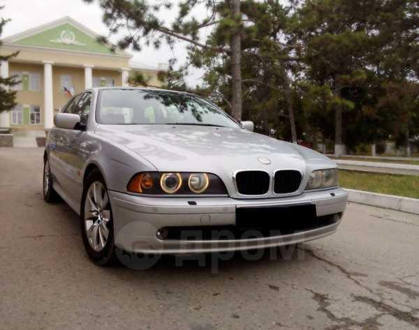 BMW 5-Series, 2002 год, 440 000 руб.