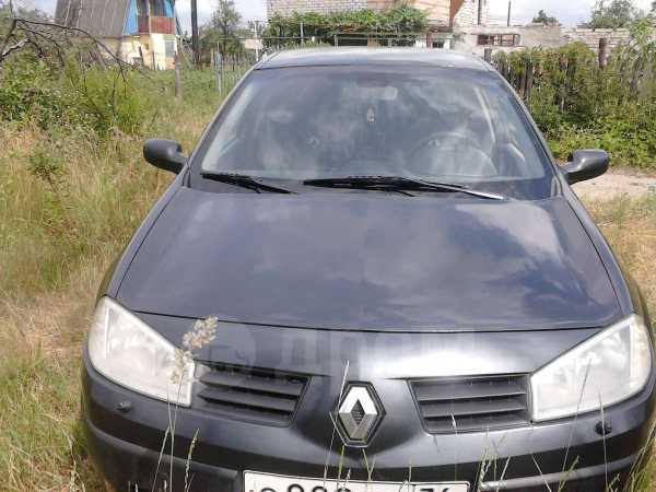 Renault Megane, 2005 год, 130 000 руб.