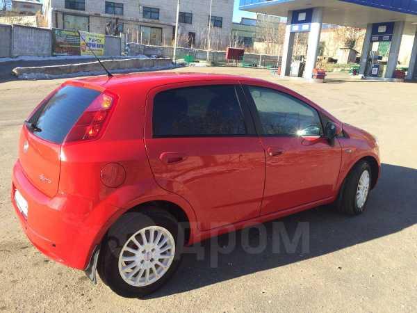 Fiat Punto, 2007 год, 270 000 руб.