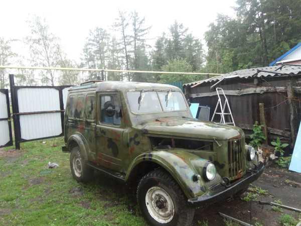 ГАЗ 69, 1955 год, 47 000 руб.