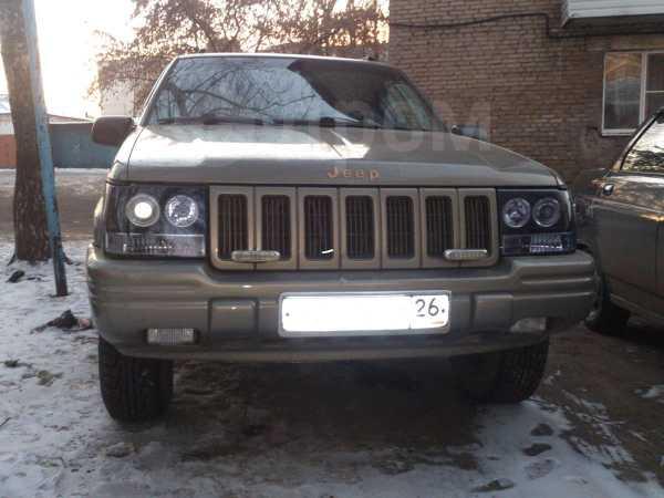 Jeep Grand Cherokee, 1997 год, 280 000 руб.