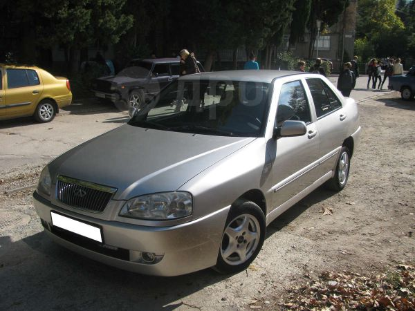 Chery Amulet A15, 2008 год, 205 429 руб.