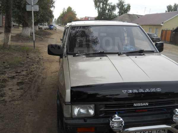 Nissan Terrano, 1991 год, 250 000 руб.